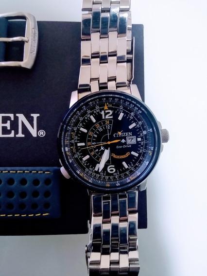 Relógio Citizen Nighthawk Blue Angels