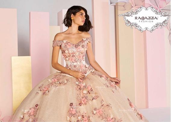 Increible Vestido Xv.ragazza Nuevo Original