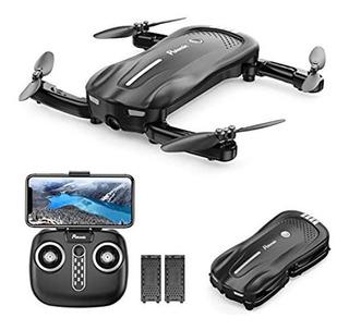 Potensic D18 - Drone Plegable Con Cámara Wifi 1080p Fpv