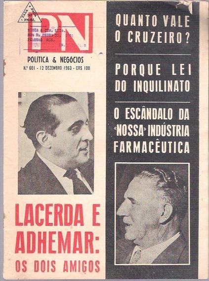 Revista Pn Política E Negócios Nº 601