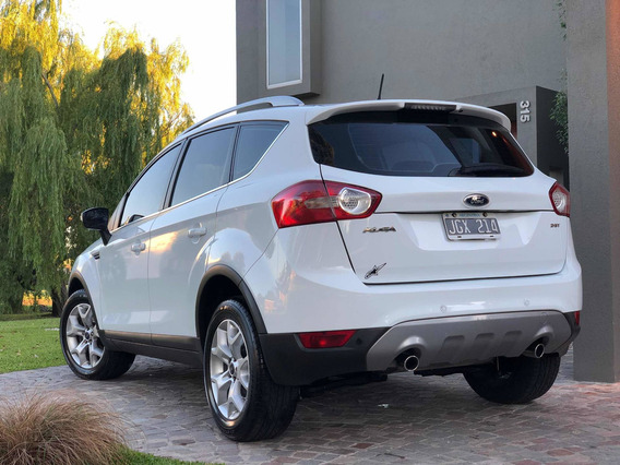 Ford Kuga 2.5 Titanium At 4x4 L (ku05) 2010