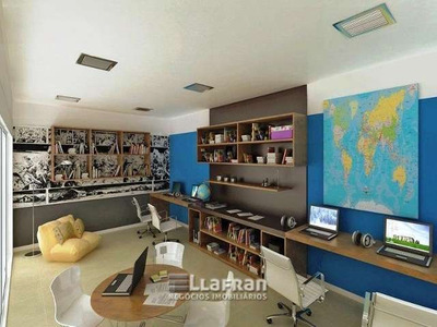 Apartamento De 03 Dormitórios No Club Life Morumbi - 1783-1