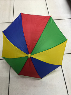 Mini Guarda-chuva Sombrinha De Frevo
