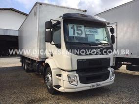 Volvo Vm 270 6x2r 2015/2015 Caixa I-shift C/ Bau