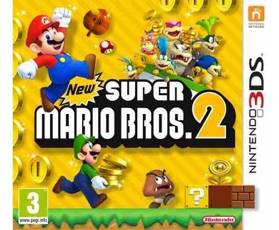 New Super Mario Bros 2 Codigo Original Nintendo Eshop