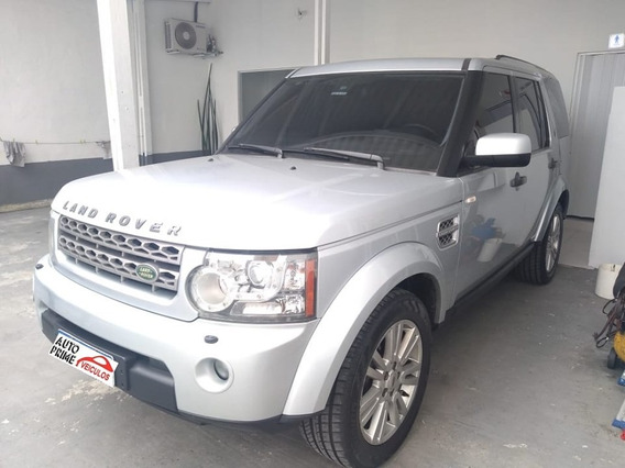 Land Rover Discovery 4 Tdv6 Se 2010 Completaaa!