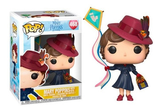 Funko Pop Mary Poppins 468 Disney Baloo Toys