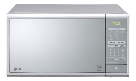 Microondas LG MS3059L(A) prata 30L 220V