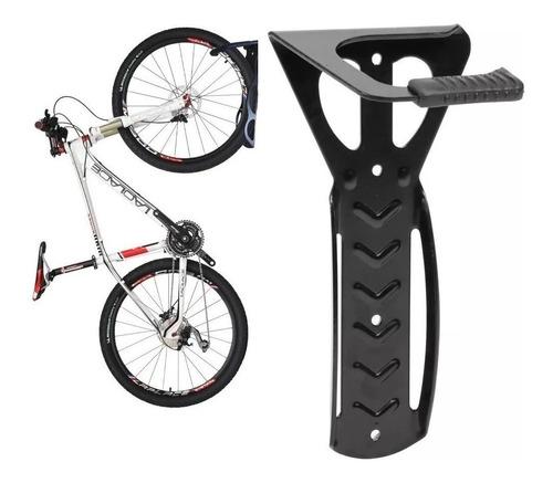 Gancho Reforzado Colgar Bicicleta Pared Soporte Organizador.