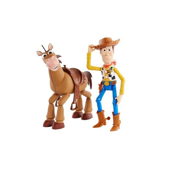 Conjunto De Figuras - 30 Cm - Disney - Pixar - Toy Story 4 -