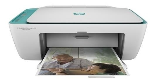 Impressora Multifuncional Jato De Tinta Hp 2676