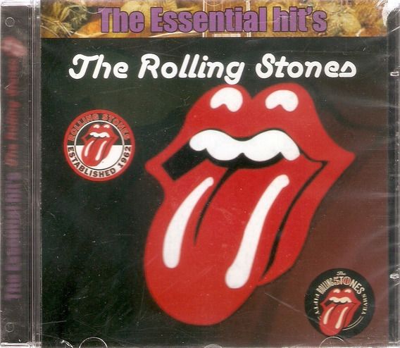 Cd The Rolling Stones - The Essential Hit