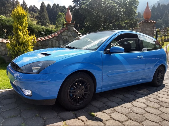 Ford Focus 2003 Zx3 Mid 5vel Aa Ee Cd Mt 3p