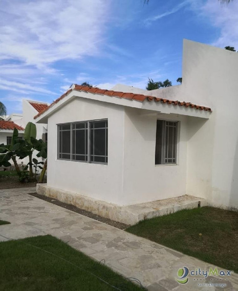Villa En Venta En Juan Dolio 2 Habitaciones