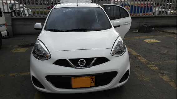 Nissan March 2015 Automtico