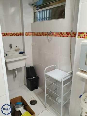 Apartamento Com 1 Dorm, Ponta Da Praia, Santos, Cod: 20197 - A20197