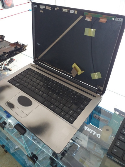 Carcaça Completa Notebook Buster Hbnb 1403/200