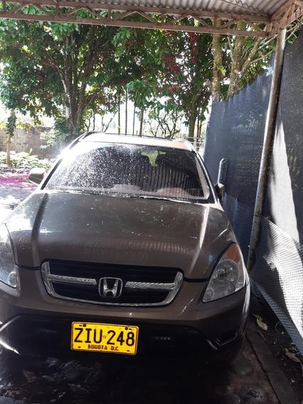 Honda Cvr 2002