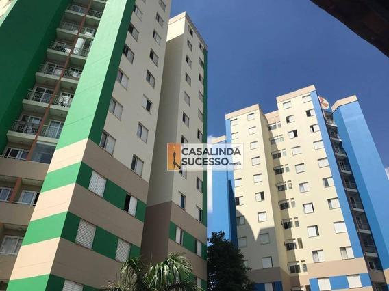 Apartamento 45,18m² 2 Dormts 1 Vaga Próx. Ao Pq. Do Carmo - Ap5530 - Ap5530