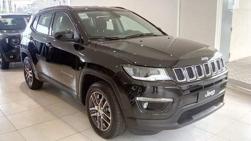 Jeep Compass 2.4 Sport At .ns.