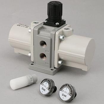 Multiplicador De Pressão Booster Pneumático Vba10a-f02gn