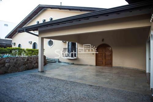 Imagem 1 de 27 de Casa Á Venda E Para Aluguel Em Parque Taquaral - Ca004384