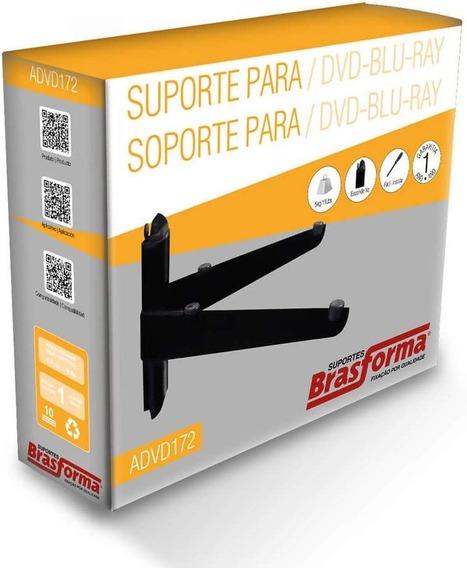 Suporte Para Dvd E Blu-ray Universal Advd172 Brasforma