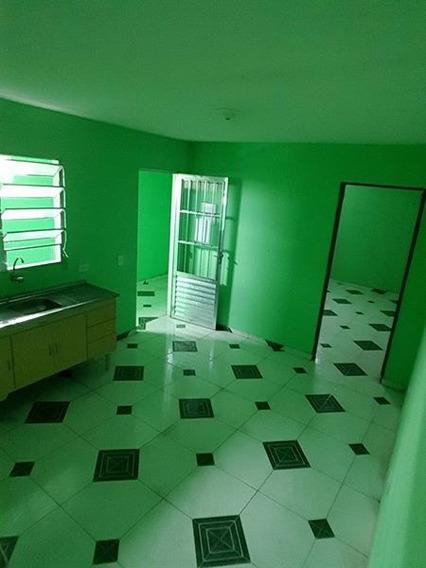 Casa Para Alugar - 2 Cômodos - Jd São Marcos - Embu Das Artes - 105 - 33954422