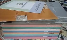 Apostilas E Cadernos Do Progestão - Completo