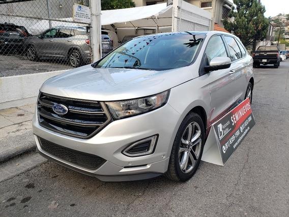 Camioneta Suv Ford Edge Sport 2016