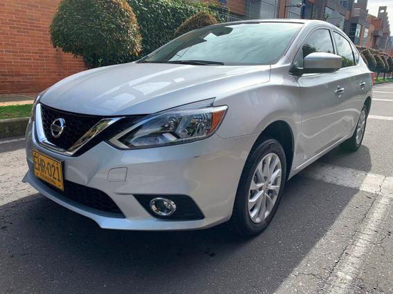 Nissan Sentra Sense Automatico 2019