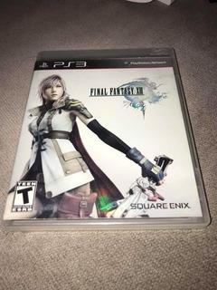 Final Fantasy Xiii 13 Para Ps3!!!