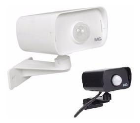 Sensor De Iluminação Tipo Camera Uso Externo Margirius