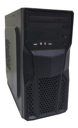 Cpu Escritório, Dual Core, Usb 3.0, Ssd 240gb, Gabinete Atx