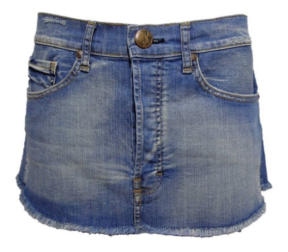 Saia Jeans Billabong Tam. 36
