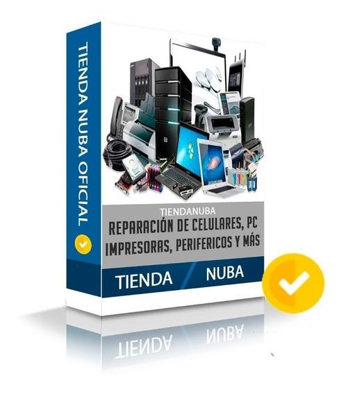 Curso Reparación Celulares Notebooks Monitores Parlantes Etc