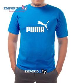 Camiseta Puma Personalizada - Mega Promoção!