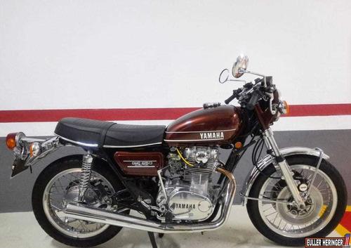 Imagem 1 de 11 de Yamaha Tx 650