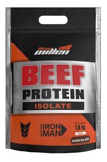 Beef Protein Isolate 1800g - New Millen - Promoção + Brinde