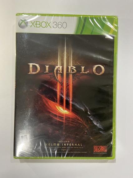 Jogo Xbox 360 - Diablo 3