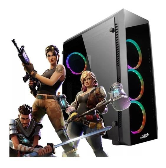 Pc Gamer I5 9400f + Rx 580 8gb + Ssd 240gb + 16gb Ddr4