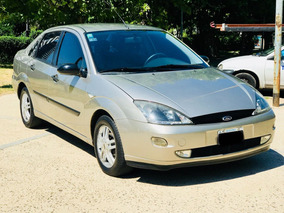 Ford Focus Con Gnc !! Automatico ! Excelente Estado !!