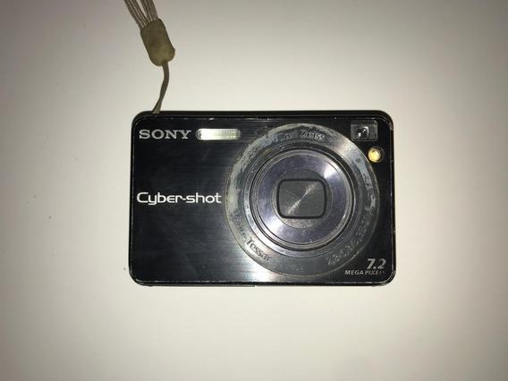 Câmera Sony Cyber-shot Modelo Dsc-w120