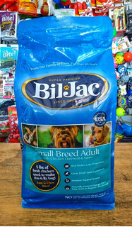 Alimento Para Perro Biljac Small Breed Adult