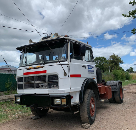 Camion Tractor - Fiat 619n1 - Impecable - Precio Contado