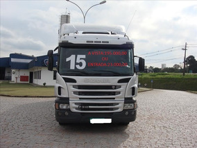 Scania P94 310 6x2 Opticruise Graneleiro 2015