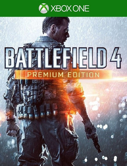 Battlefield 4 Premium Xbox One - 25 Dígitos (envio Flash)