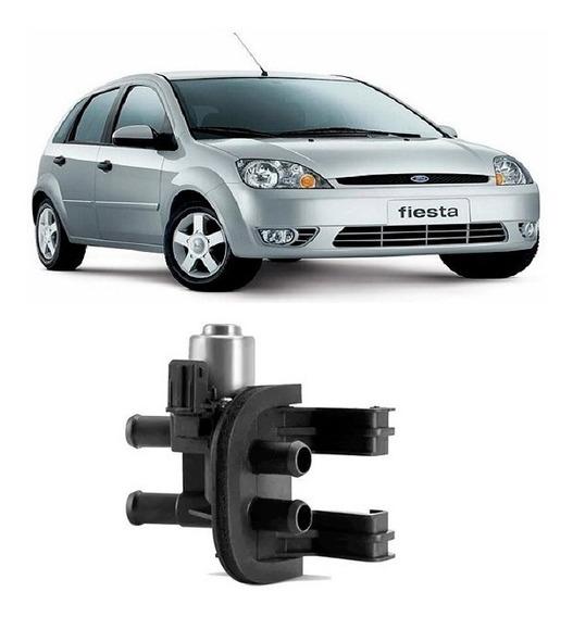 Válvula Ar Quente Ford Fiesta Ká Courier Ecosport - Zetec