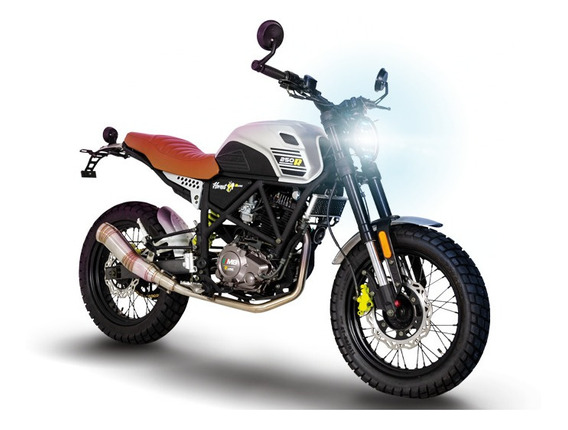 Mb Hornet 250 Con Financiamiento