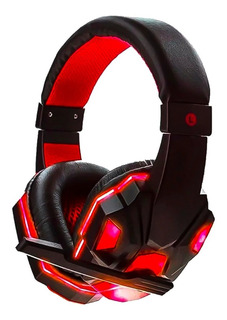Headset Gamer Fone Pc Pro Celular Ps4 Xbox Led Microfone +nf